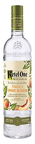 Ketel One Vodka Botanicals Peach Orange Blossom, 750 ml, 60 Proof (Ketel One Vodka)