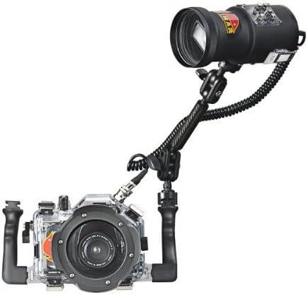 Bajo el agua flash para cámara réflex Canon – Pack Carcasa Sumergible Para Nissin DI466 + flash DI466 Nissin + Brazo: Amazon.es: Electrónica