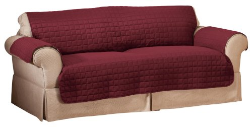 Sofa Cover Color Red Buy line in UAE