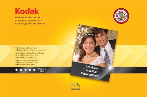 Kodak Ultra Premium Photo Paper High Gloss - 20 sheets - ...