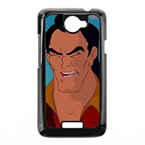 HTC One X Cell Phone Case Black Disneys Beauty and the Beast5 Zjajh