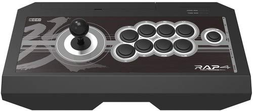 HORI Real Arcade Pro 4 Kai for PlayStation 4, PlayStation 3, and PC (Best Ps4 Arcade Stick)