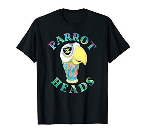 (Parrot Head Fan - Buffett Fan)