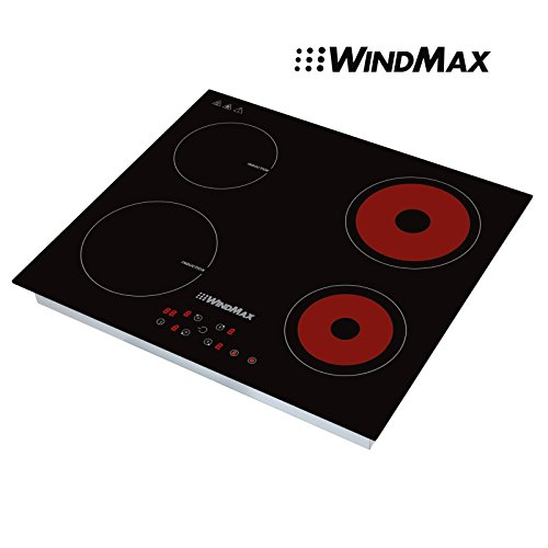 5 burner cooktop - 9