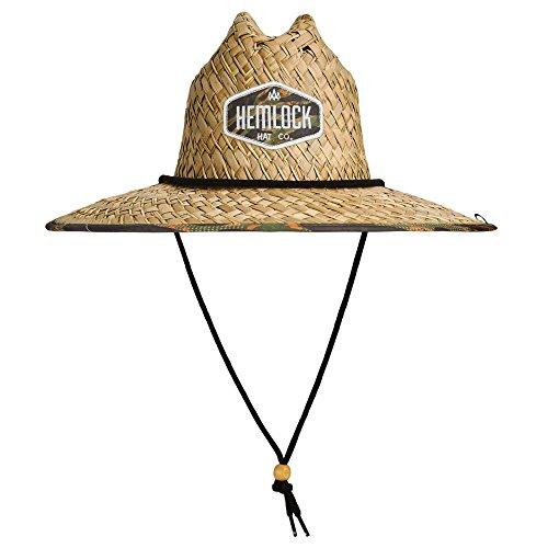 Hemlock Hat Co. Men s Straw Hat - Buy Online in Kuwait.  082def6c9ebf