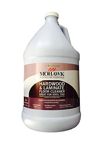 Mohawk Home FCP04 ASSTD GALLON Floor Care Essentials Hardwood/Laminate Cleaner Refill, 1 gallon