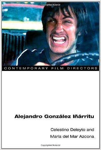 Book Alejandro Gonzalez Inarritu (Contemporary Film Directors) by Celestino Deleyto (2010-11-25)