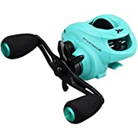 KastKing Spartacus Baitcasting Reel – Multi Colors -...