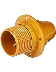 Poly Pool PP0492X lamphouder E14 2 eindstukken, goud