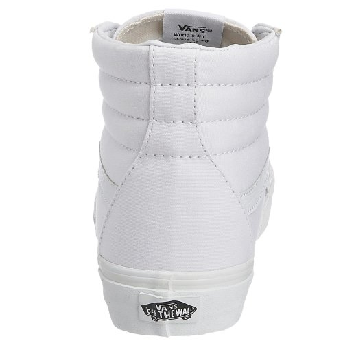 Unisex Classic Canvas SK8 Adulto Suede Hi Alti Vans White Bianco Sneakers True W00 Hq0wBn