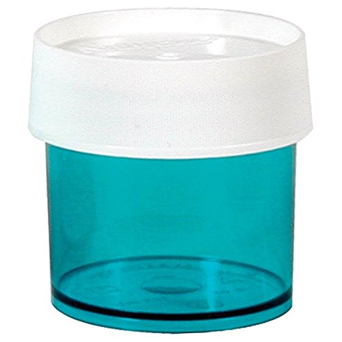 - Nalgene PC Jars GLACIER BLUE 4 oz