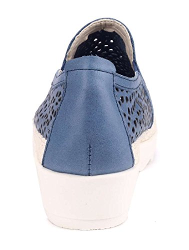 Zapato Mujer Vaquero Azul The Me Flexx Call 4ww6fq