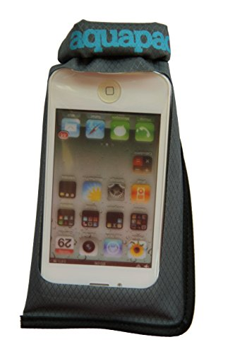 (Aquapac 40 Stormproof Case for iPod, Grey)