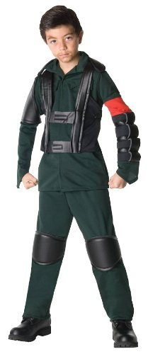 Deluxe Kids Terminator John Connor Costume - Child Medium