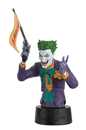 Eaglemoss DC Batman Universe Collector's Busts #2: the Joker Collectible