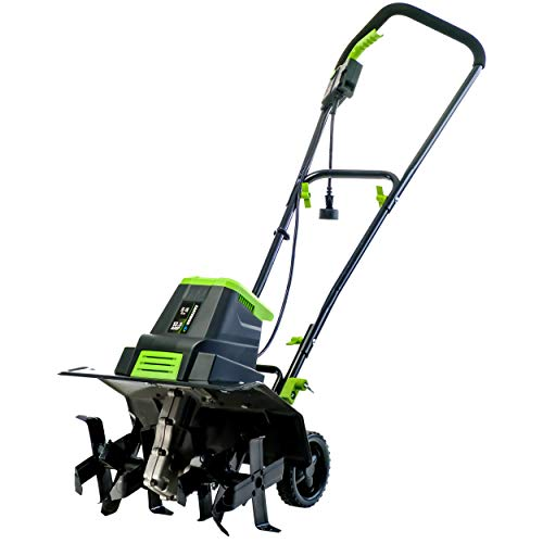 Earthwise TC70125 12.5-Amp 16-Inch Corded Tiller/Cultivator