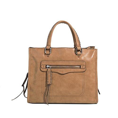 Parfois - Shopper Franky Country - Mujeres Camel