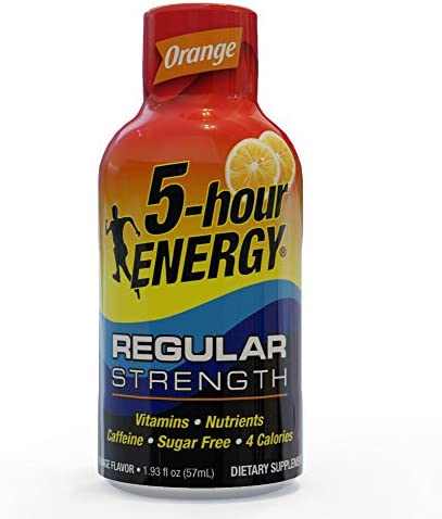 Regular Strength 5 hour ENERGY Shots product image