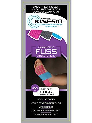 Kinesio® Tape Pre-Cut (Fuß)