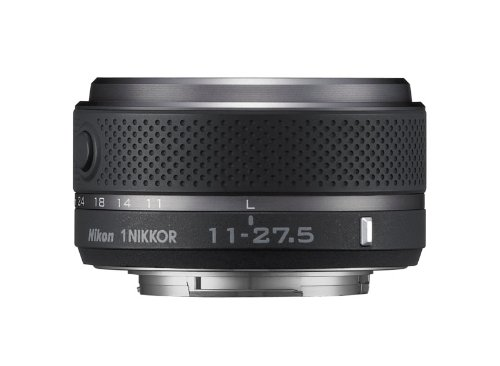 Nikon 1 NIKKOR 11-27.5mm f/3.5-5.6 (Black)