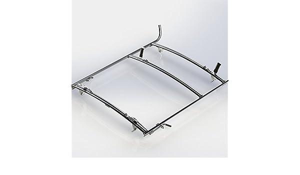 Ranger diseño combinación escalera accesorio de, aluminio, 2 barra, Sprinter/Universal Fit: Amazon.es: Coche y moto