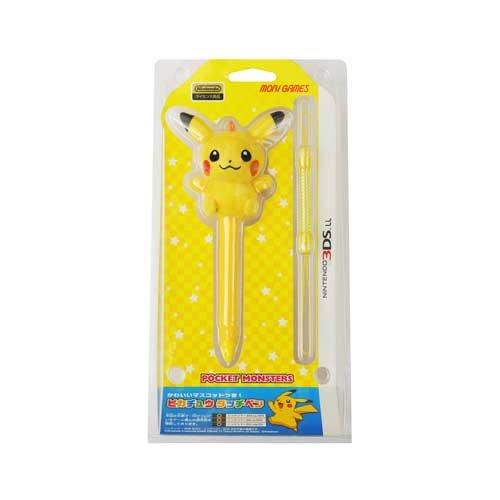3DSLL Pikachu Touch pen