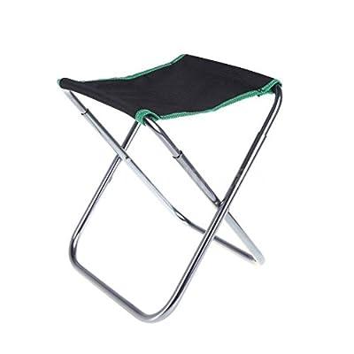 TOOGOO 2 PCS Chaise pliante Portable en plein air de Patio Peche Camping