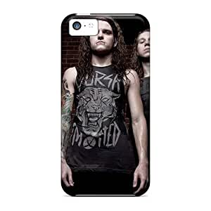 Iphone 5c RGK10319vfxh Support Personal Customs Realistic Asking Alexandria Band Series Anti-Scratch Hard Phone Cases -JohnPrimeauMaurice