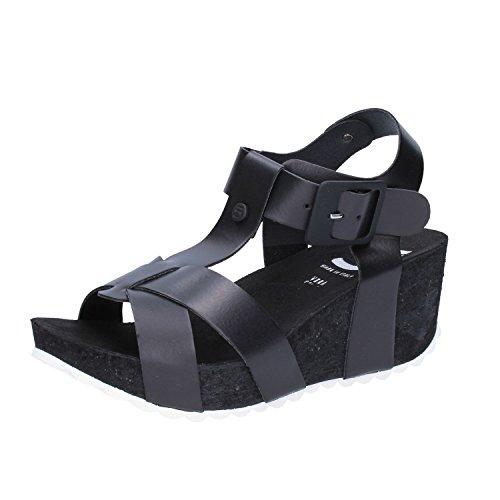 5 PRO JECT Mujer zapatos con correa negro