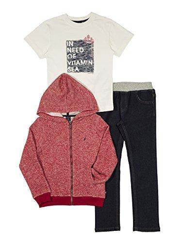 Infant Hooded Fleece Jacket - 7