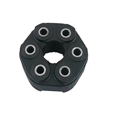 Paddsun Drive Shaft Coupling Flex Disc Rubber Mount Bushing fit BMW E36 E46 Z3 Z4 (Bmw Drive Shaft Bushing)