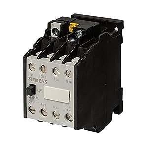 Siemens Kontaktör 3TF40-10 4Kw 220V