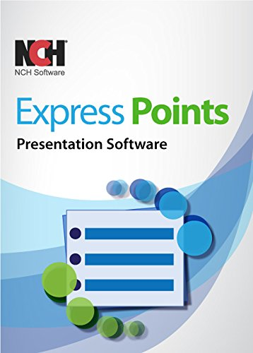 Express Points Presentation Software for Mac - Create Professional Presentations [Download]