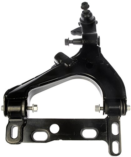 Left Lower Suspension Control Arm and Ball Joint Assembly for Select Models ()