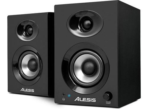 Alesis Elevate 3 MKII 3'' Powered Studio Monitors by Alesis