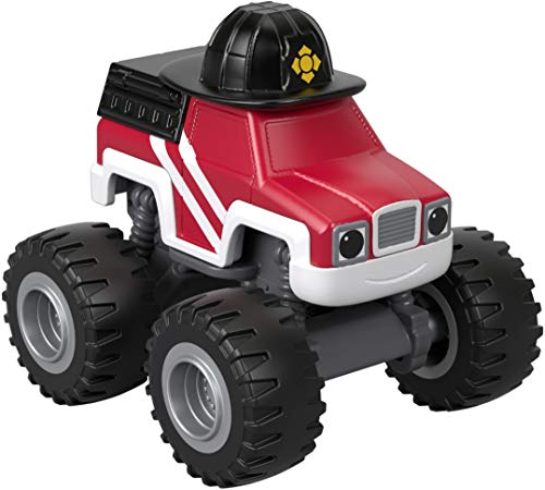 Fisher-Price Nickelodeon Blaze & The Monster Machines, Fire Rescue Firefighter (Blaze And The Monster Machines Pickle Power)