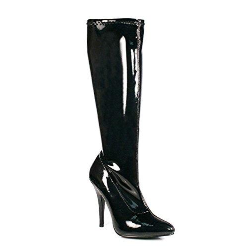 Pleaser - Botas para mujer negro Schwarz
