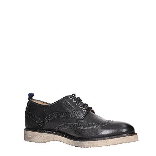Wrangler WM152090 Zapato de Vestir Hombre Black