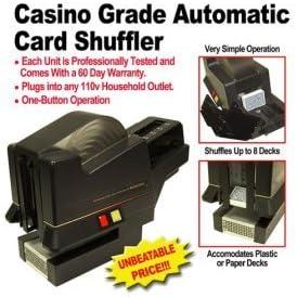Casino grade card shufflers venitain casino