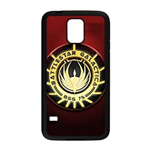 Battlestar Galactica For Samsung Galaxy S5 I9600 Csae protection phone Case ST094878