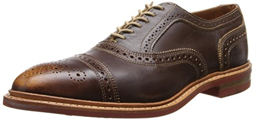 Allen Edmonds Men's Strandmok Oxford,Brown,9.5 D US