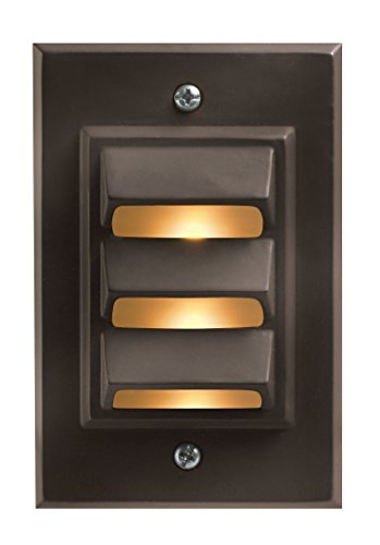 Hinkley Lighting  1542BZ-LED One Light Bronze Deck Light