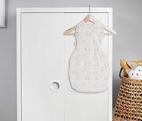 2.5 Tog Little Ollie 3.9m Tommee Tippee The Original Grobag Newborn Snuggle Baby Sleep Bag