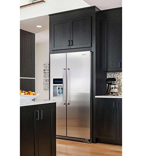 KitchenAid 23 9 cu Counter Depth Refrigerator Single product image