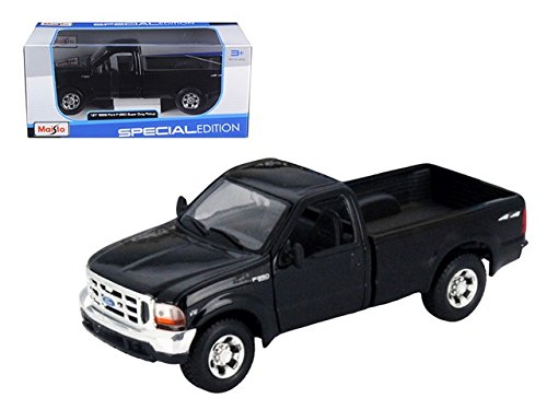 Maisto Special Edition 1999 Ford F-350 Super Duty Pickup Red (1:27)