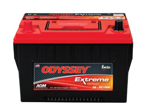 Odyssey 34-PC1500T Automotive and LTV Battery ()