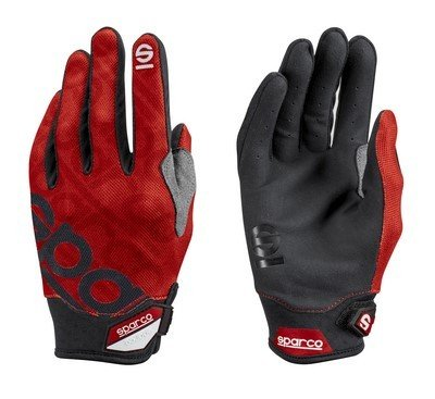 GUANTES MECA 3 SPARCO TG. XL ROJO Wiapps Technology S.L.