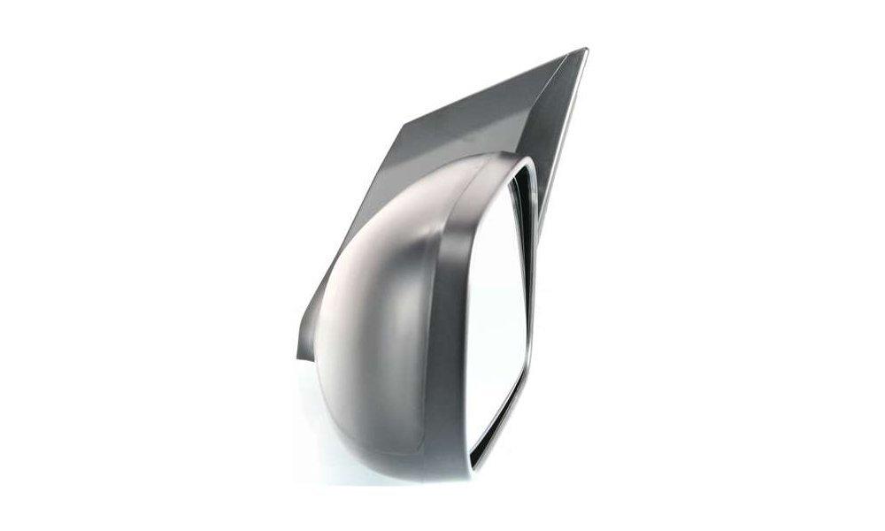 Mirror for Honda Civic 06-11 Left Side Power Non-Folding Coupe Light Textured Kool Vue HD43EL