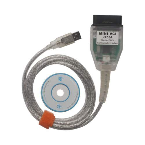 Mini VCI V13.00.022 Single Cable for Toyota Support Toyota TIS OEM Diagnostic Software by Generic (Image #6)