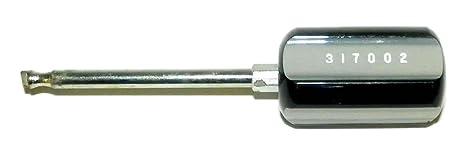 Fuel Tool - Orifice Plug Screwdriver Evinrude Johnson Mercury 317002 Marine  Engine Tool
